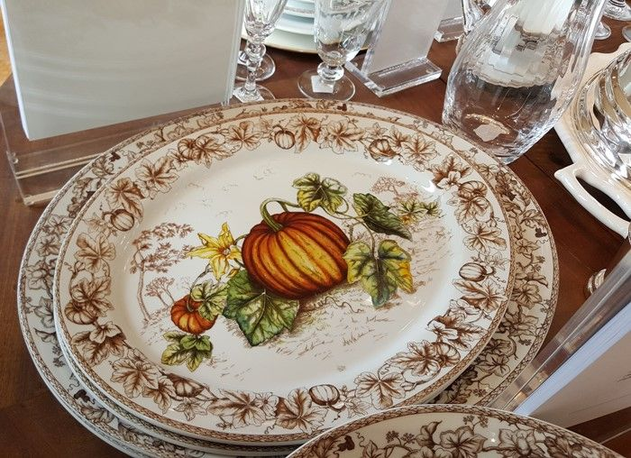 get ready for holiday entertaining dining everything is on sale - Thanksgiving China Patterns