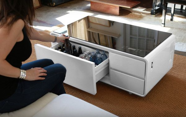 Touch Of Modern Modern Products Styles Coffee Table Coffee Table With Storage Smart Table