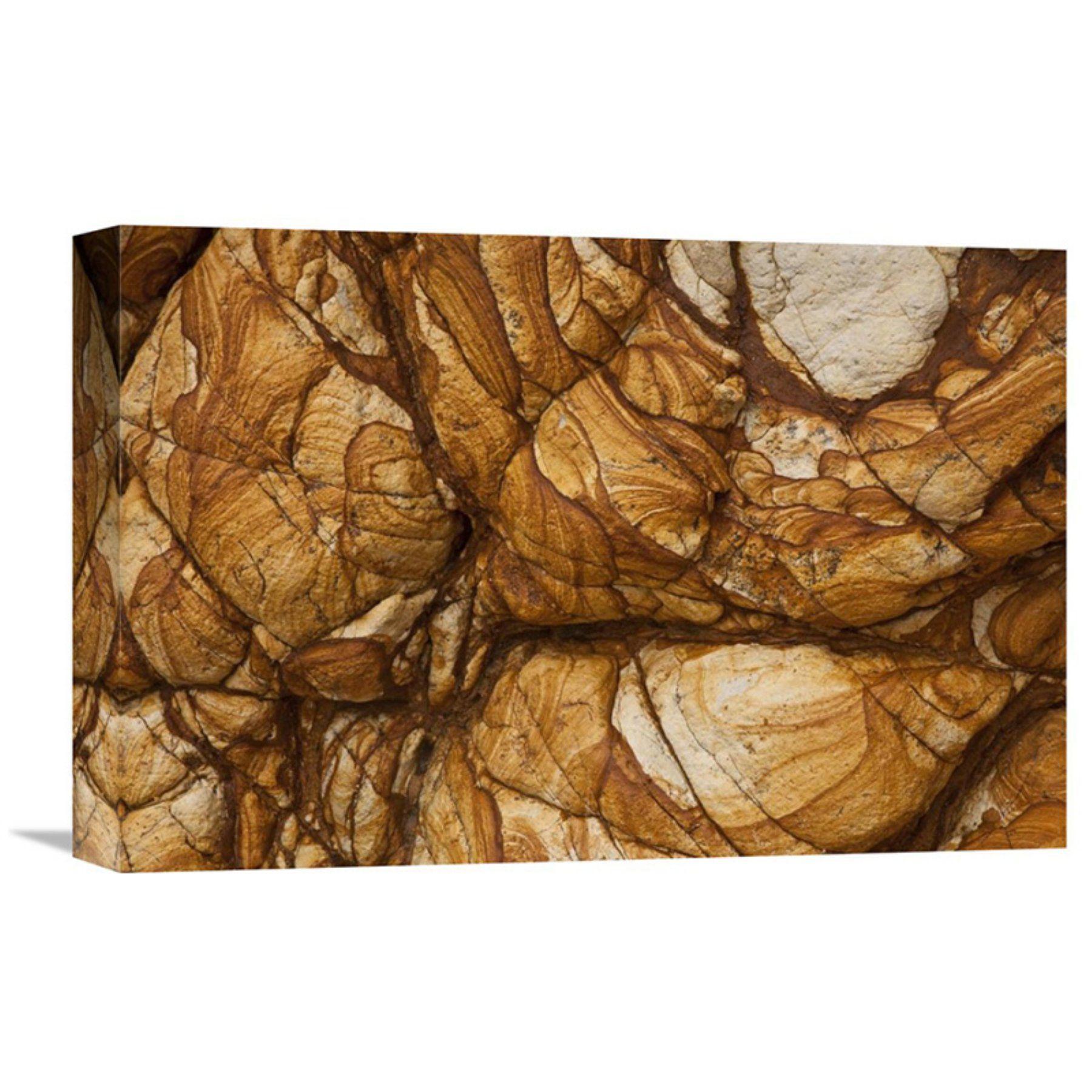 Global gallery volcanic rock onawe banks peninsula canterbury new zealand canvas wall art gcs 397763 1218 142