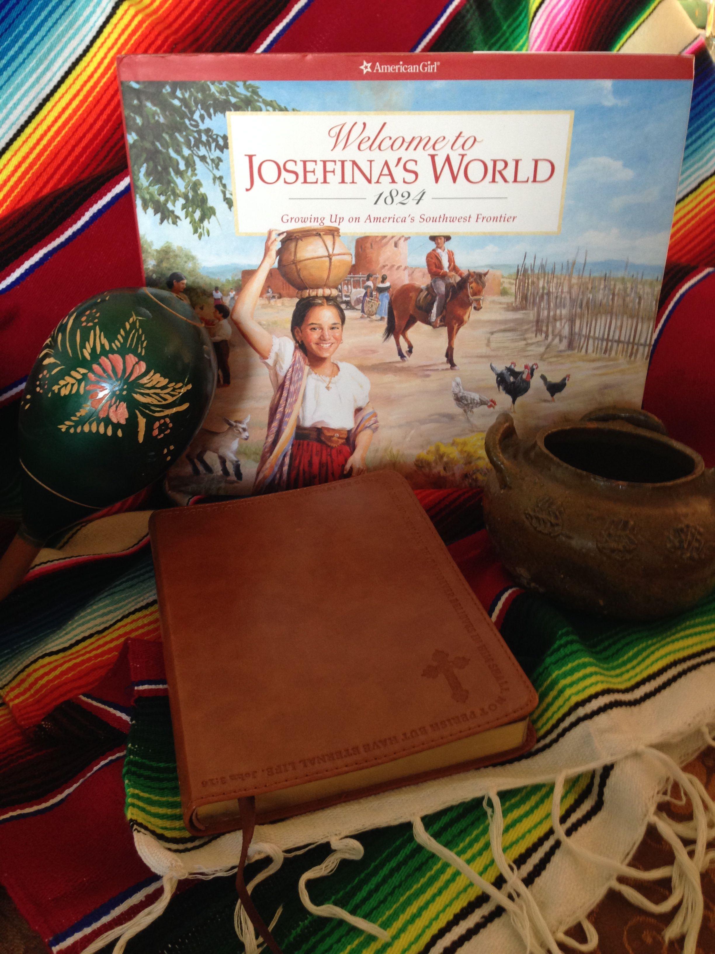 josefina unit study americas southwest frontier unit