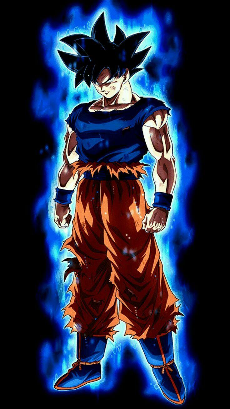 Goku ultra instinto drag n ball s per pinterest dragon ball goku y dragon ball z - Imagenes de dragon ball super ultra instinto ...