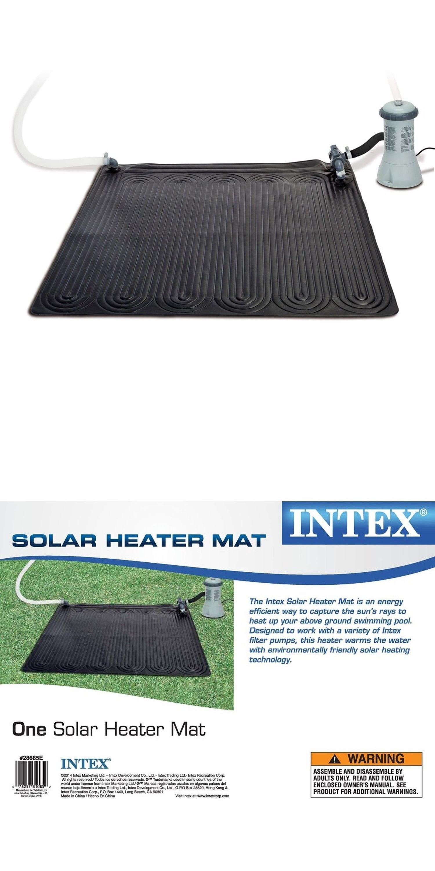 Pool heaters and solar panels 42239 intex solar heater mat for pool heaters and solar panels 42239 intex solar heater mat for above ground swimming pool sciox Gallery