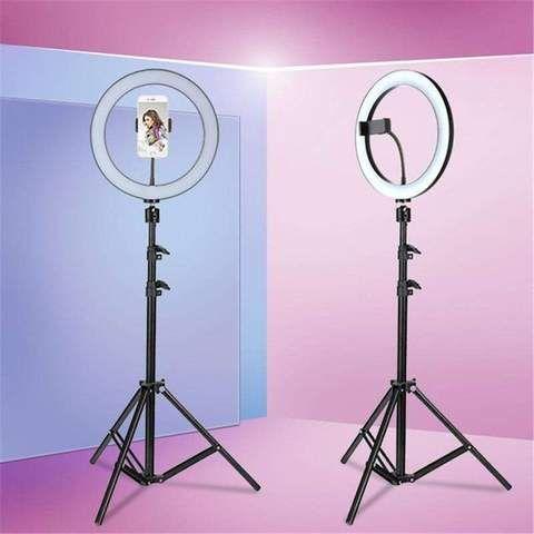 Studio Live Led Ring Light For Phone Selfie Light Beauty Photograph+Tr – Trending Market