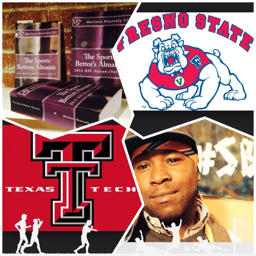 12/10/14 NCAAM FresnoST Bulldogs vs TexasTech