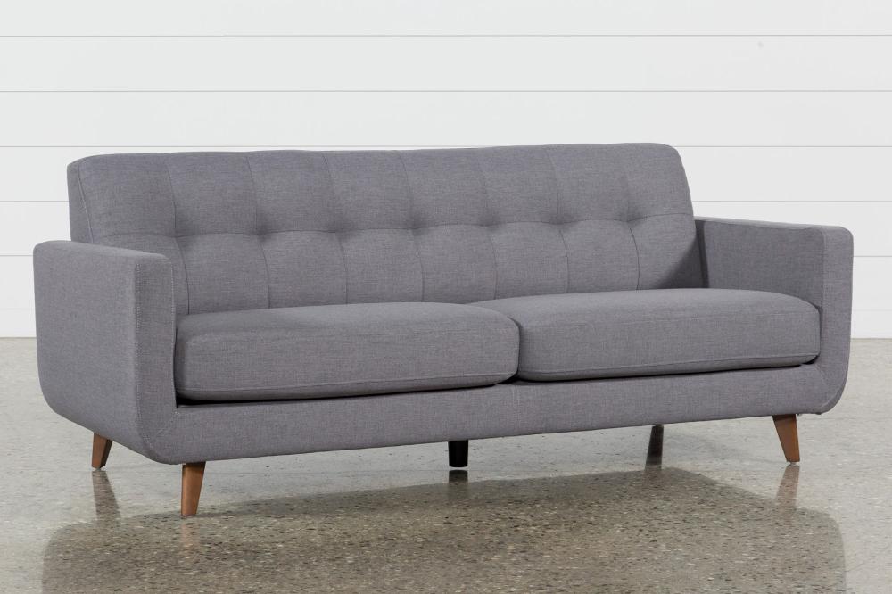 Allie Dark Grey Sofa In 2020 Dark Gray Sofa Gray Sofa Living