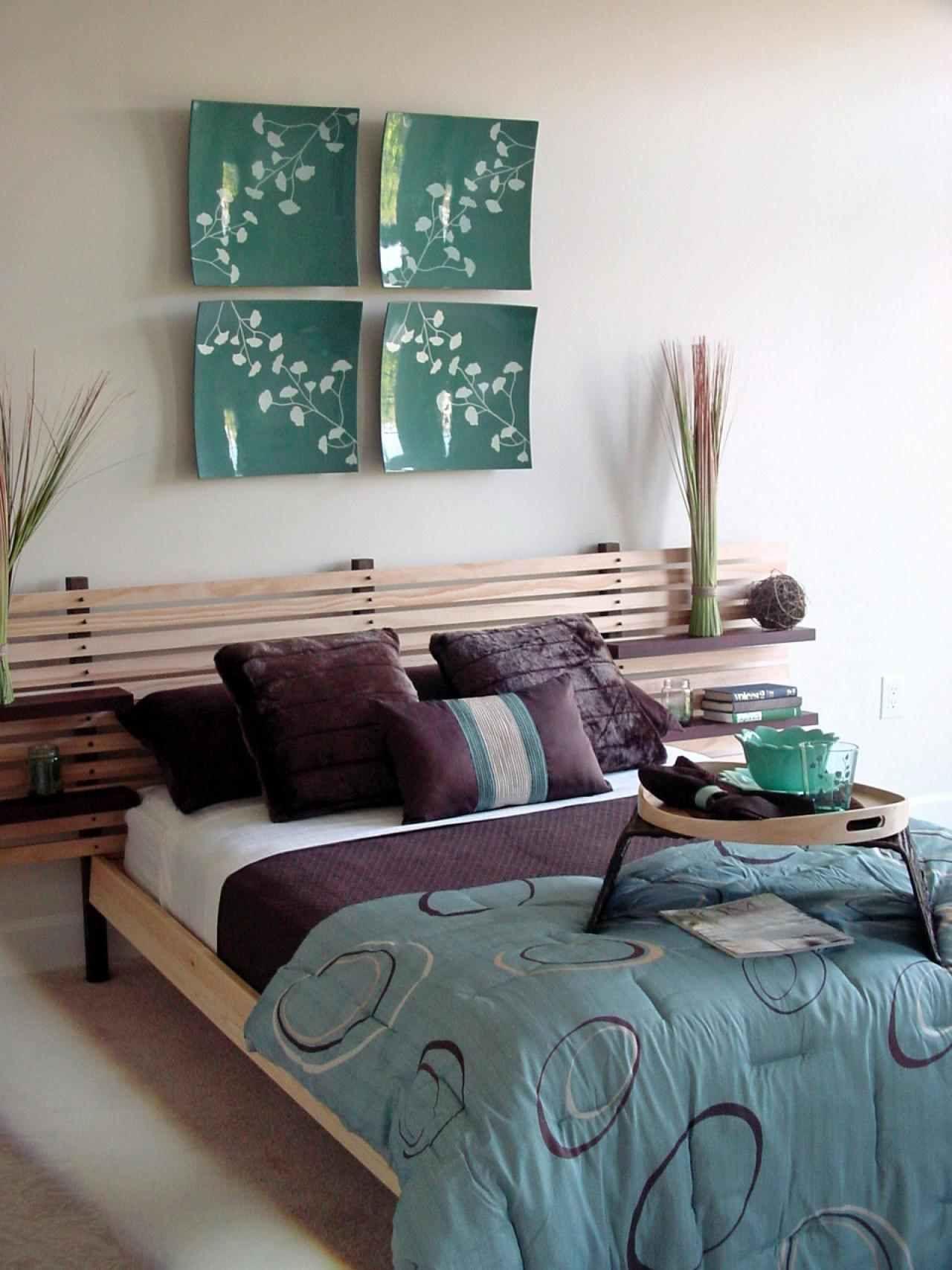 45 exemples de tête de lit originale en styles différents | salons