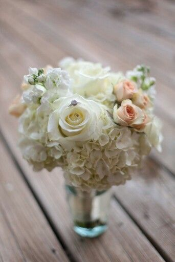 My beautiful wedding bouquet created by The Arrangement in Abilene,  Texas