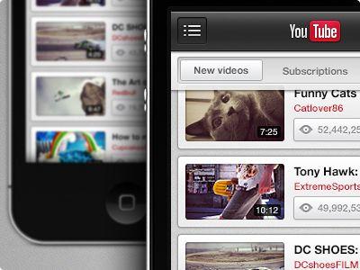 YouTube iPhone