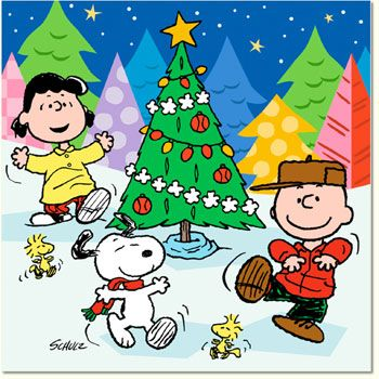 Peanuts Christmas Coloring Pages charlie brown christmas