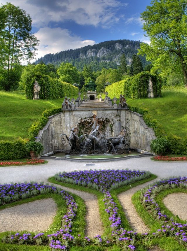 Majestic Garden Better Homes And Gardens Europe Day 400 x 300