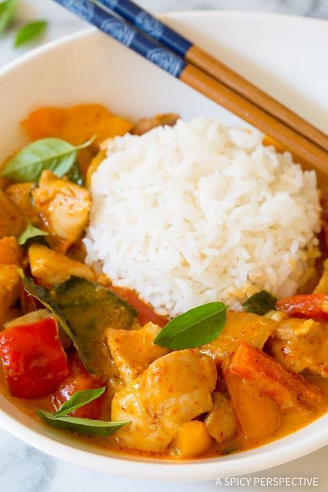 The best thai panang chicken curry ever thaifoodrecipes thai the best thai panang chicken curry ever thaifoodrecipes forumfinder Image collections