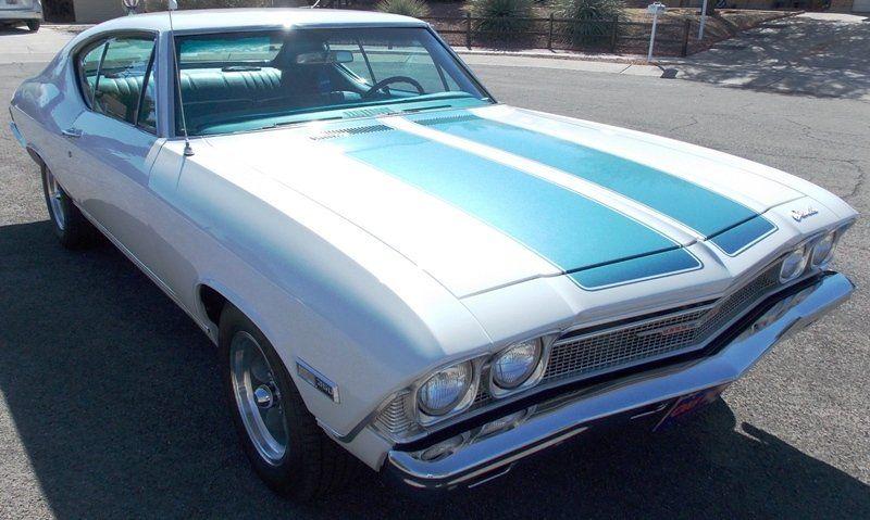 1968 Chevrolet Chevelle 2 door Coupe for sale Tucson, AZ