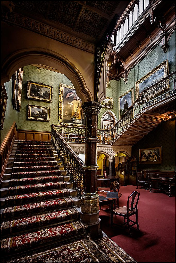 Victorian House Interior Designs In 2019: Tyntesfield (NT) - 4 In 2019