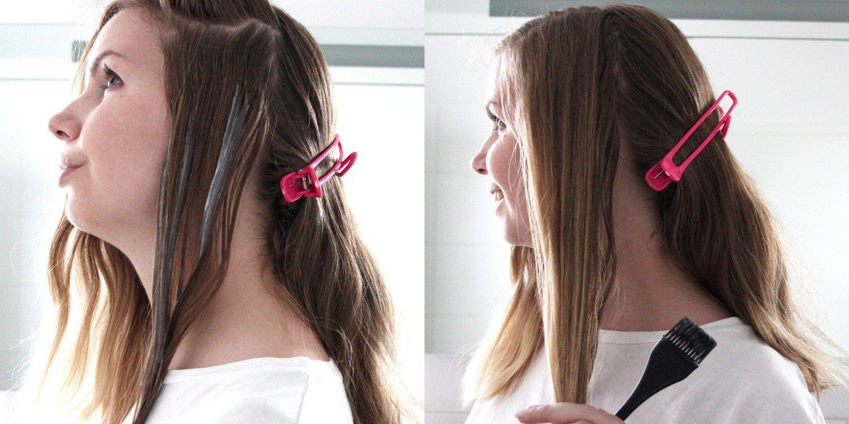 Inoa haarfarbe selber farben