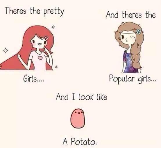 Potato me