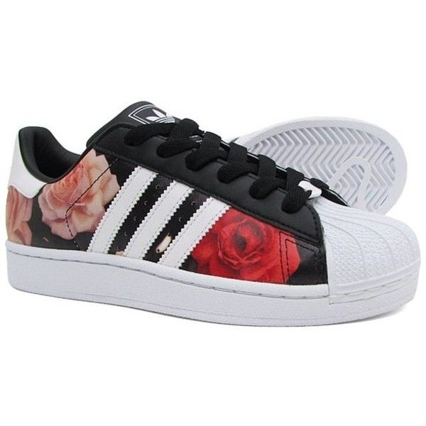 Cool floral shoes limited edition from Adidas