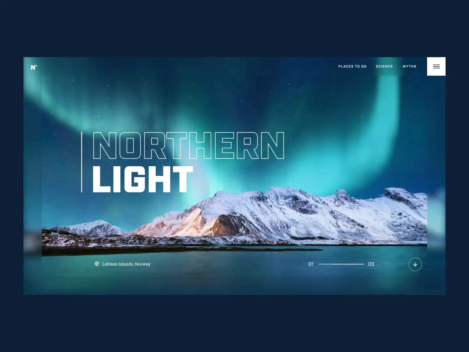 Northern Light By Dylan Brouwer Northern Lights Design Northern Lights Northern