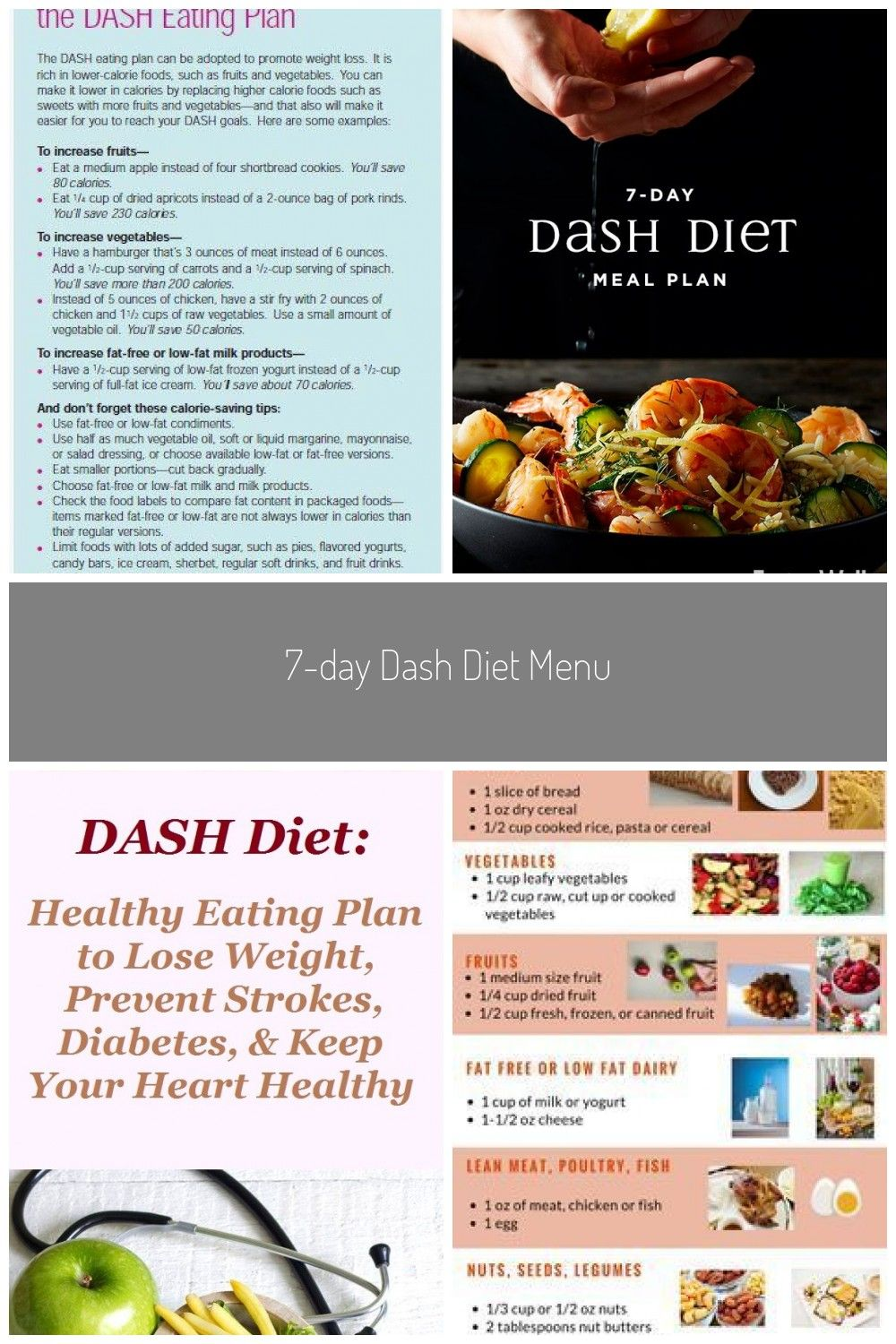 US News  World Report ranked the DASH Diet as its best overall plan Here is the DASH Diet explained More on the rankings as well as DASH Diet meal plans at 201401whataret...