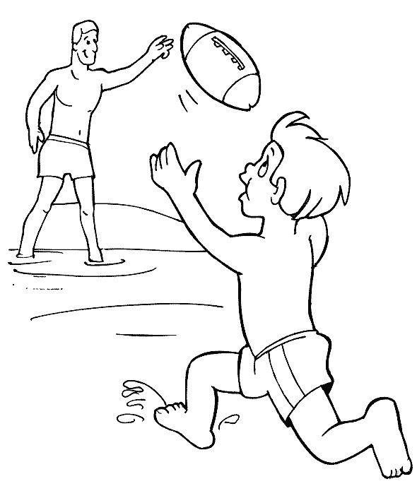 Dibujos para Colorear Deportes 62 | Dibujos para colorear para niños ...