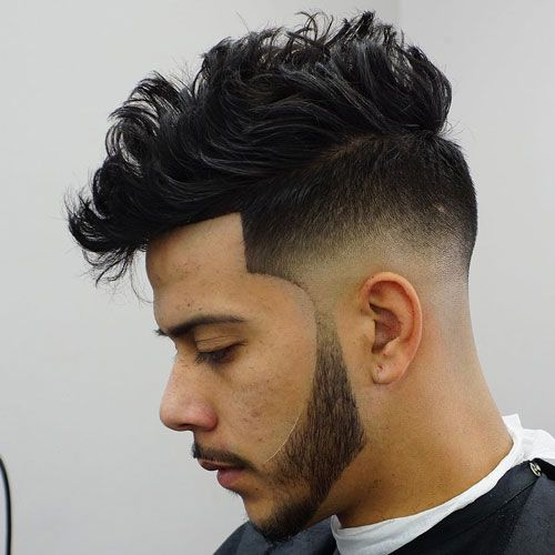 Mexican Bird Fade Haircut Novocom Top