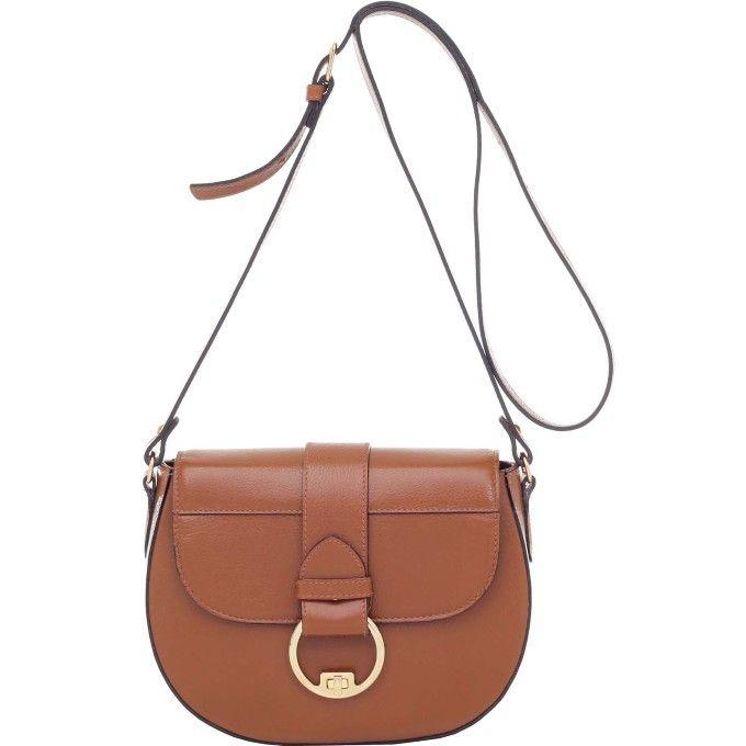 53049f47cd Bolsa Smartbag Couro Tranversal Whisky - 72029.17 - Smartbag ...