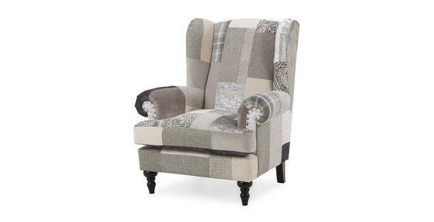 Aspen Patch Wing Chair Aspen Patch Dfs Bedroom