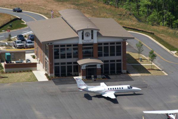 Visit the Cherokee County Regional Airport webpage