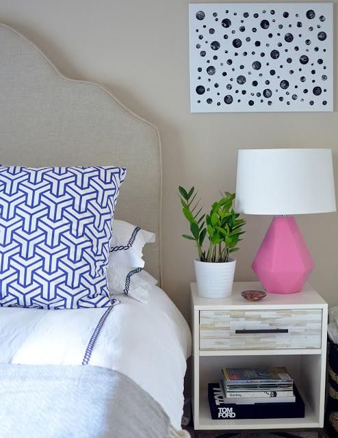 DIY Printed Pattern : DIY pDIY polka dot wall art DIY Home Decorolka dot wall art