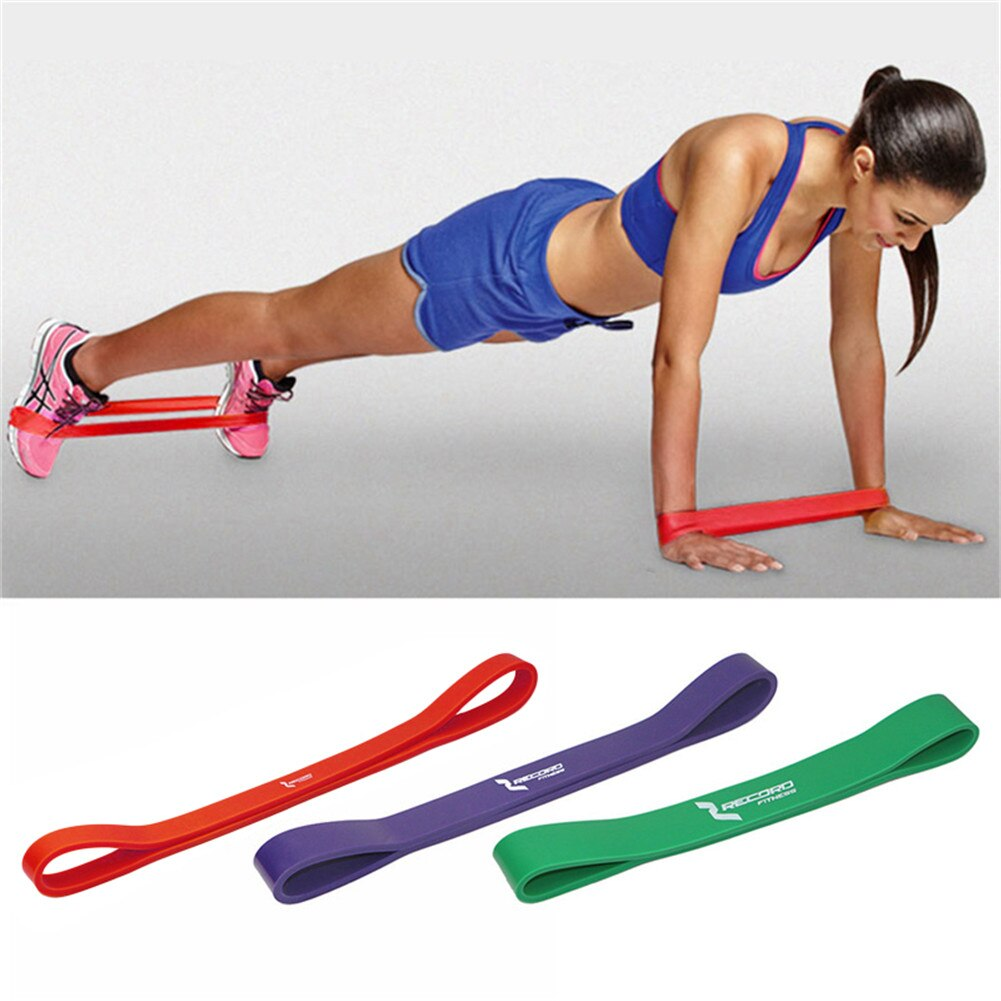Fitness Strength Training Resistance Bands Rubber Crossfit Yoga Loops Sport