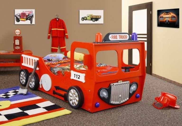 Letto A Forma Di Auto.Letti Per Bambini A Forma Di Macchina Letti Per Bambini Camion