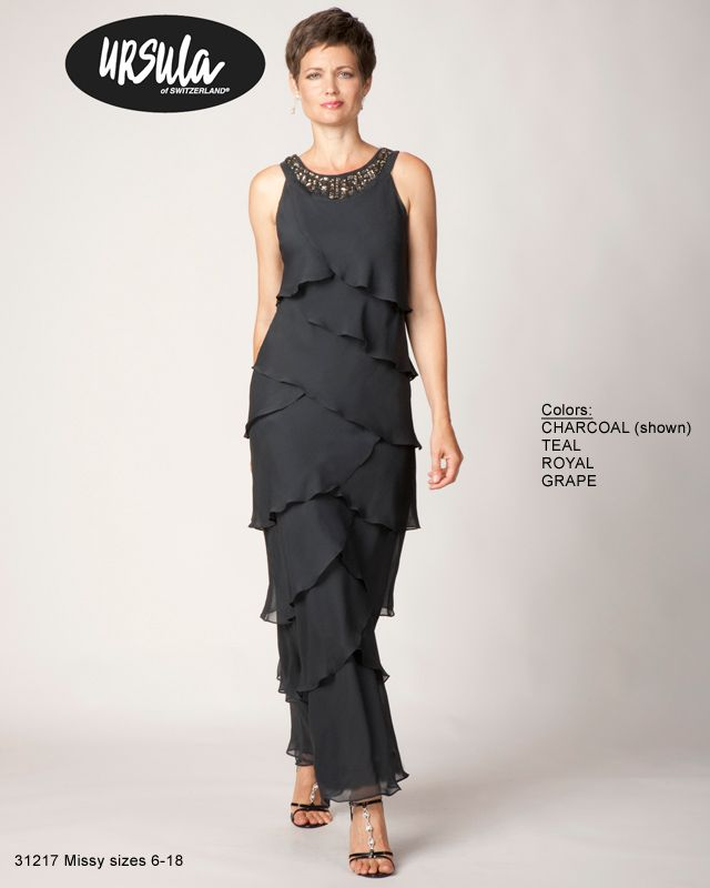 0445b11cc436 Ursula of Switzerland Special Occasion fashion