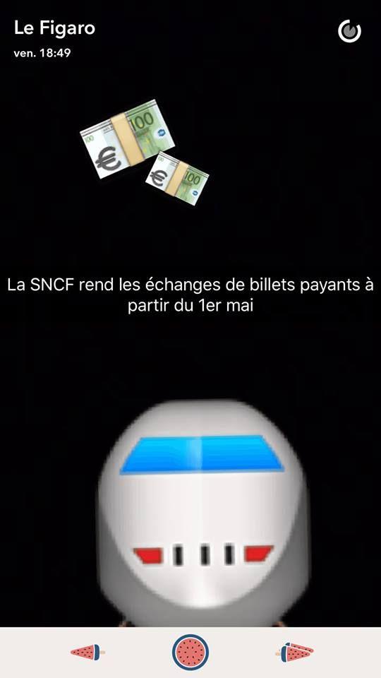 Le Top des comptes Snapchat français qui ont tout compris