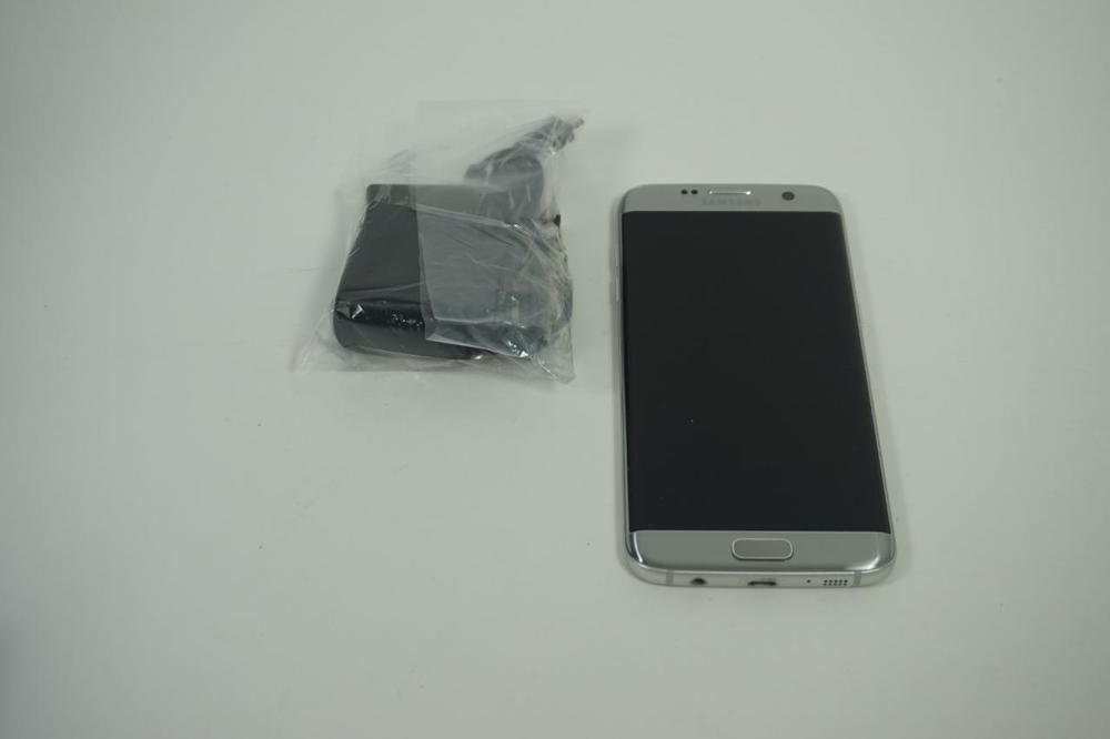 d6db2fa92c1 Very Good Used Silver Samsung Galaxy S7 Edge SM-G935T 32GB T-Mobile Phone  B1025  t-mobilephones