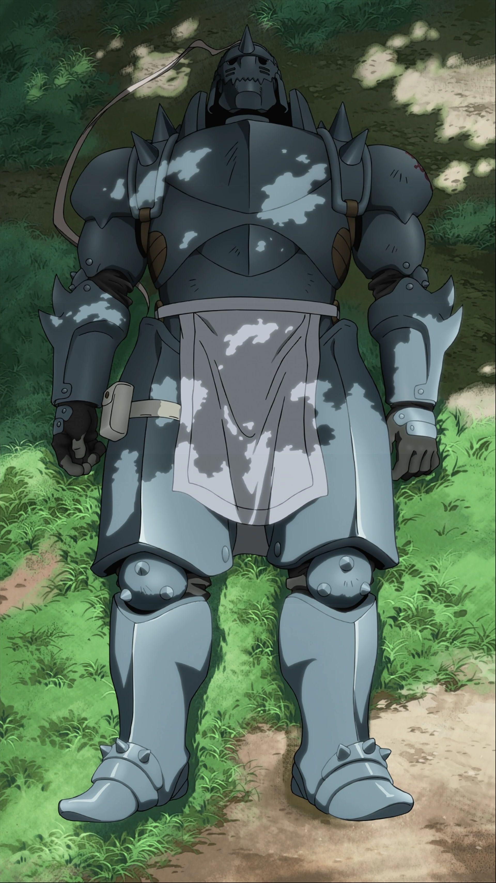 Alphonse Elric - Fullmetal Alchemist Brotherhood