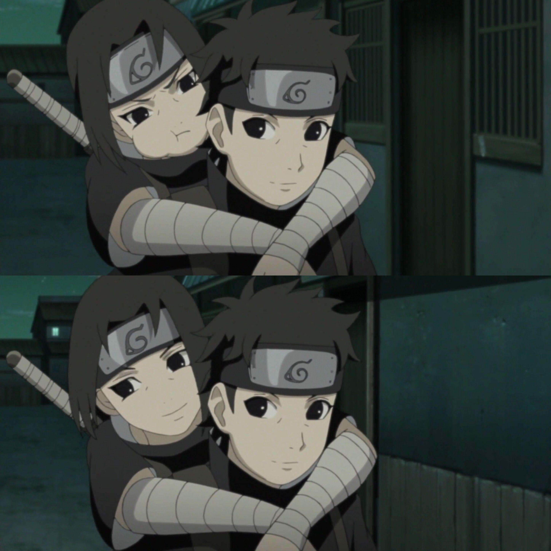 Itachi & Shisui Uchiha    Naruto Shippuden   Wallpaper ...