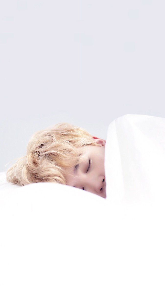 Lil sleepin' chimchim