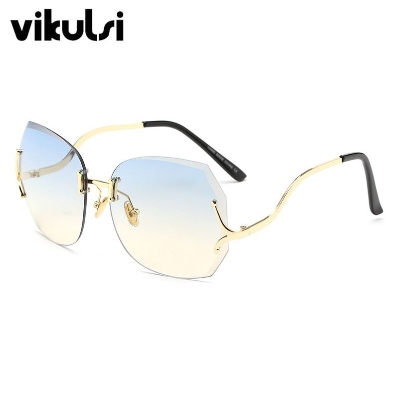e5ed1ed5642 FREE SHIPPING Oversized Transparent Sunglasses Square Frame Clear JKP651 -  Allkpop Shop