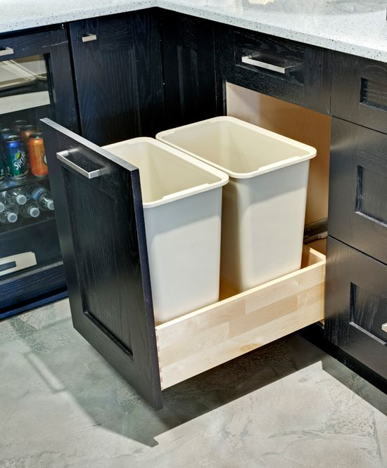Pull Out Waste Bin 5 Base Waste Accessories Base Waste Accessories Space Optimizing Inserts Product Catalogue Drawers Trash Can Diy Drawers