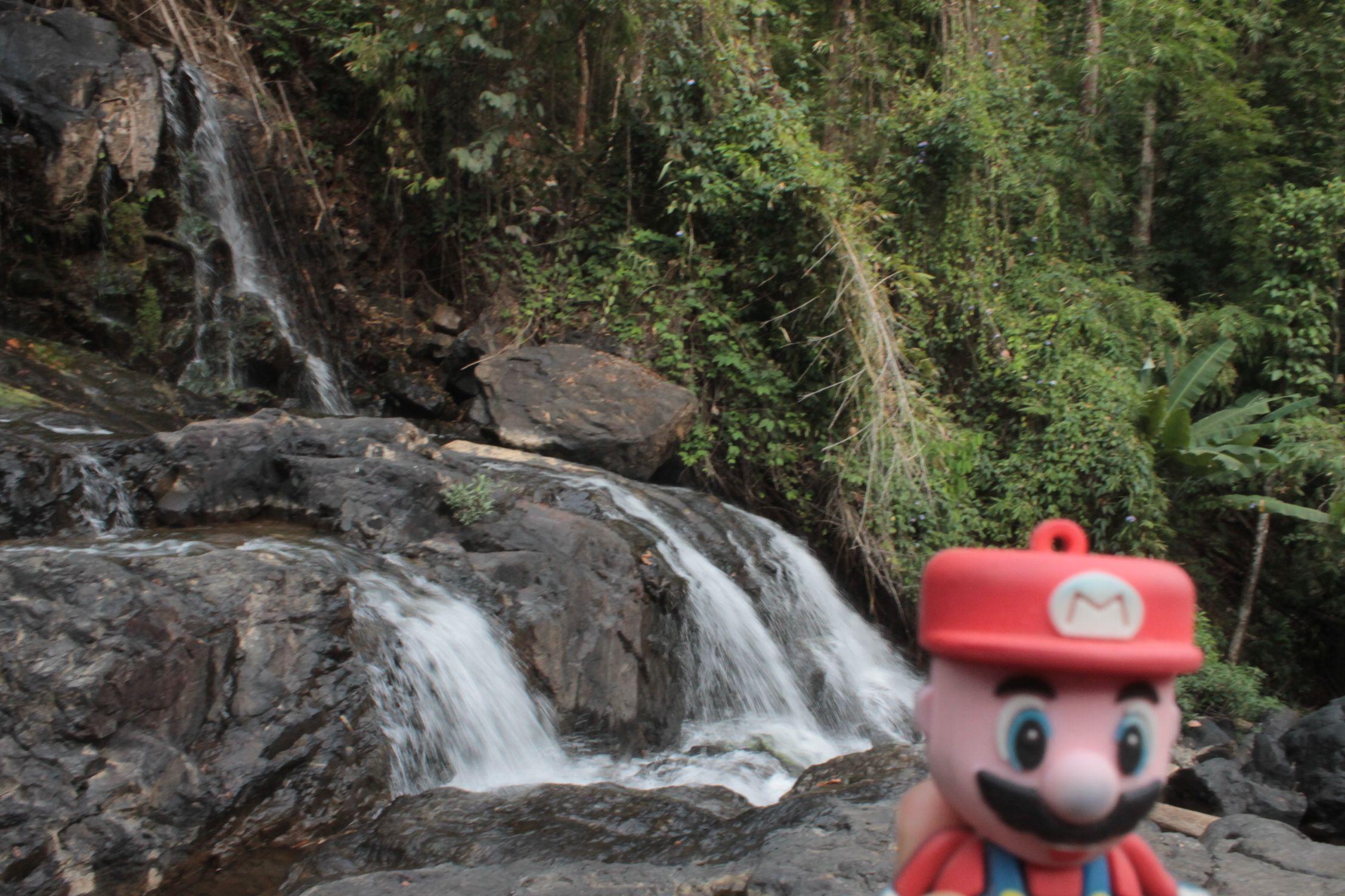 Cascada Pha Sua, Mae Hong Son