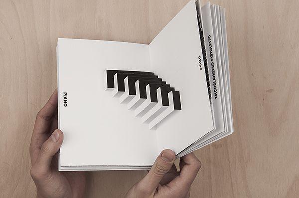 POP–UP book – design & process by Robert Urban, via Behance