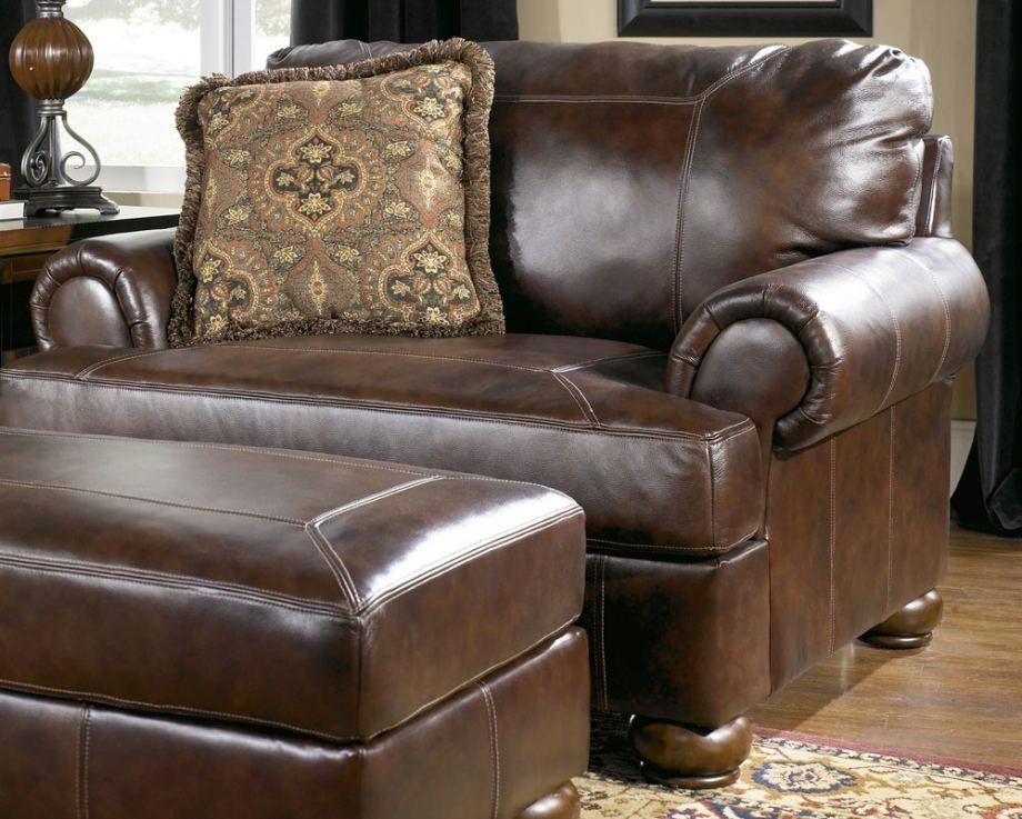 ashley axiom chair and a half
