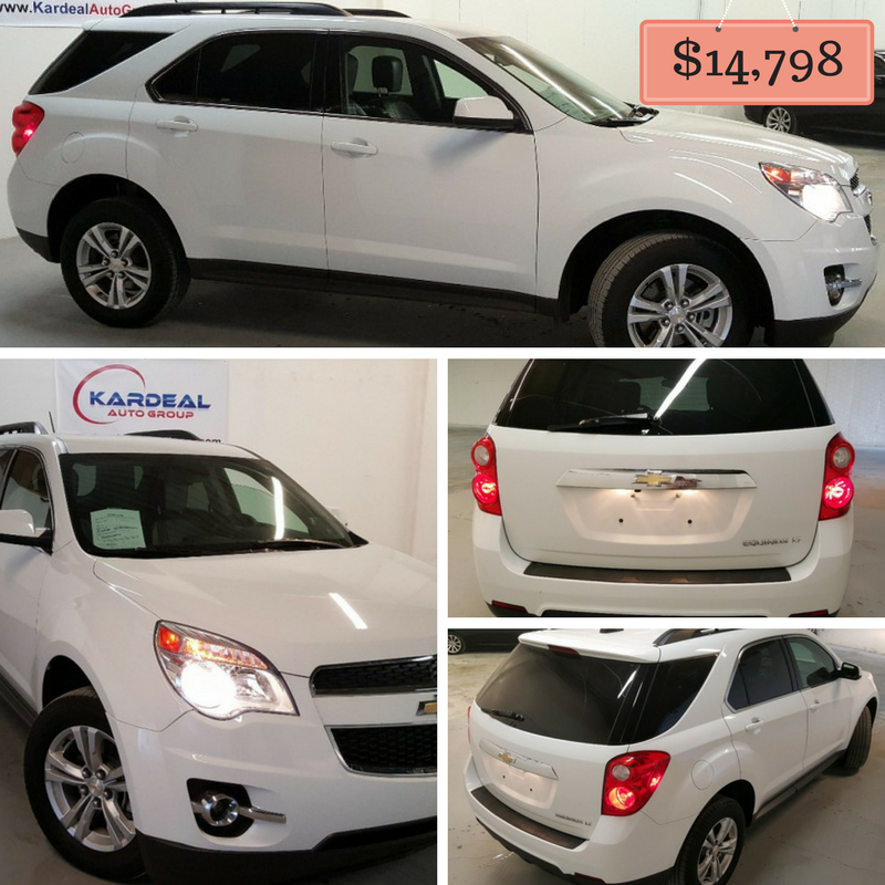 This 1 Owner Equinox Is A Great Buy This Vehicle Is Has Been Well Maintained And Has The Been Equiped With The Best Features Finan With Images Chevrolet Equinox Used Cars