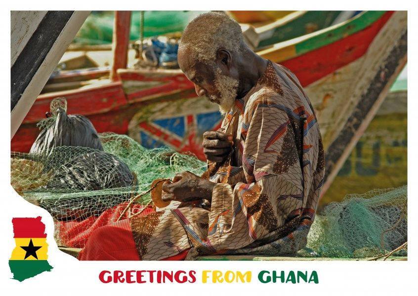 Greetings from ghana postcards online ghana and vacation searching for a greeting card weve got you covered with thousands of designs we offer the right card for every occasion like this beautiful postcard m4hsunfo