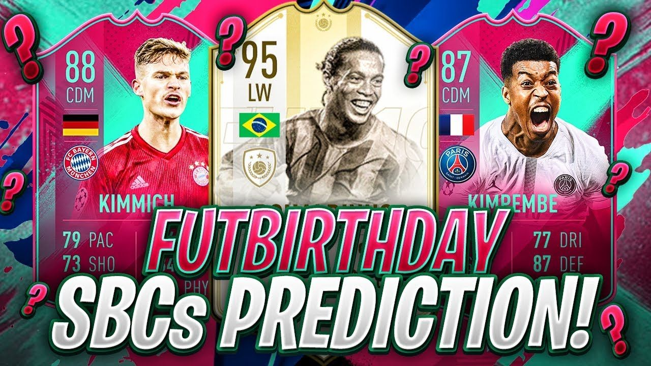 FUT BIRTHDAY & PRIME ICON MOMENT SBCS PREDICTIONS! FIFA 19