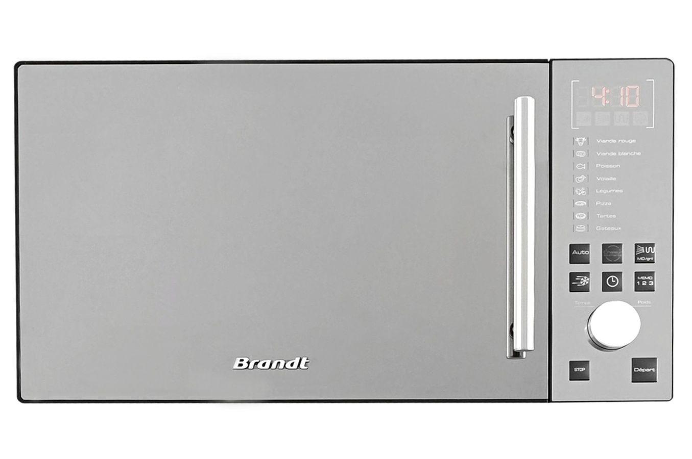 micro ondes combiné brandt ce2643b noir | cuisine / manger