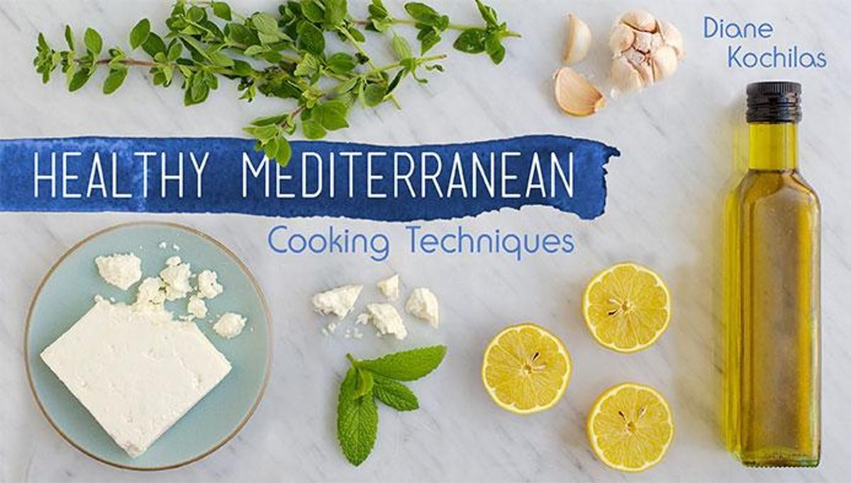 Discover the simple flavor-building techniques behind healthy Mediterranean cuisine to bring the delicious tastes and relaxing ease of Greece to your table!