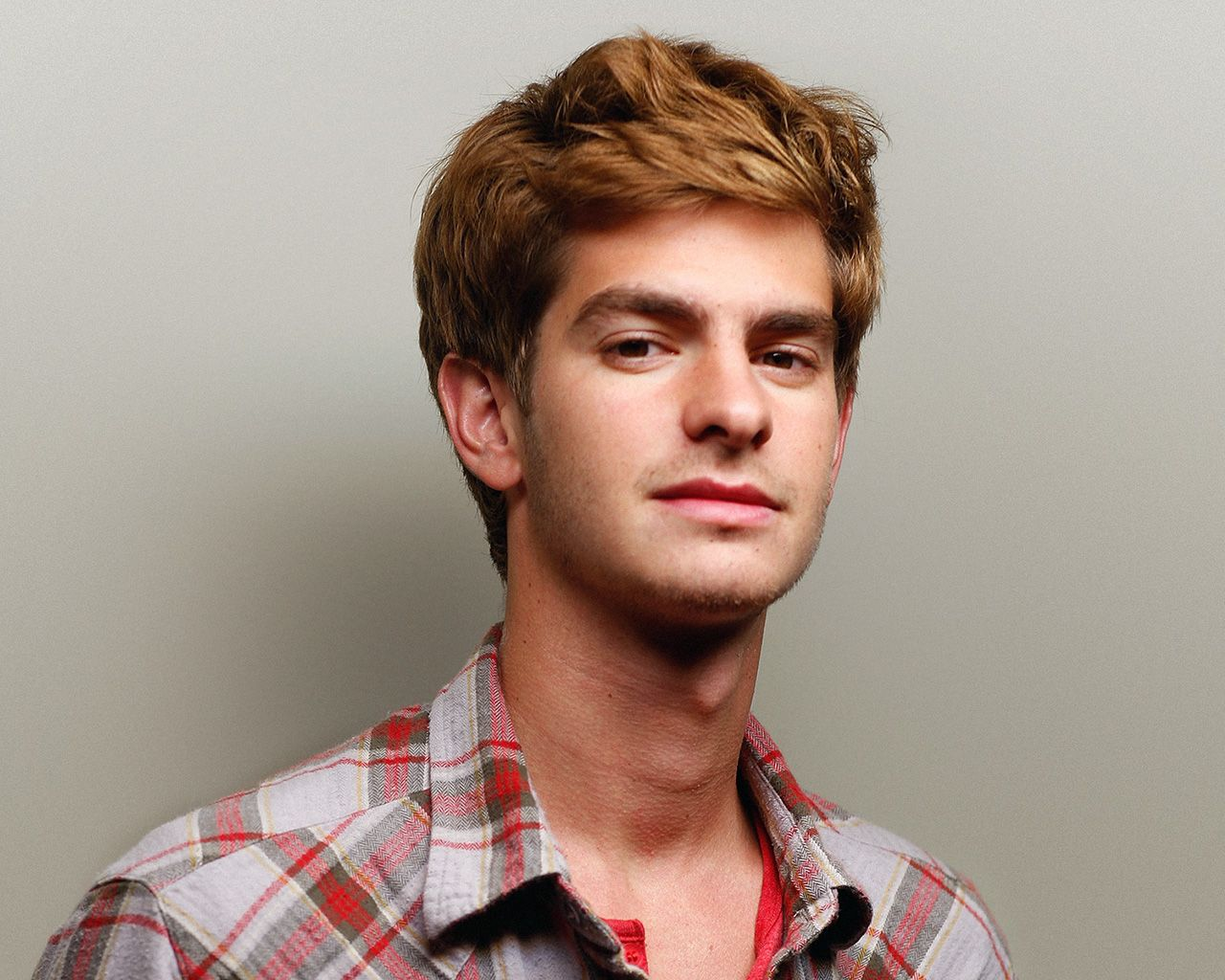 andrew garfield young