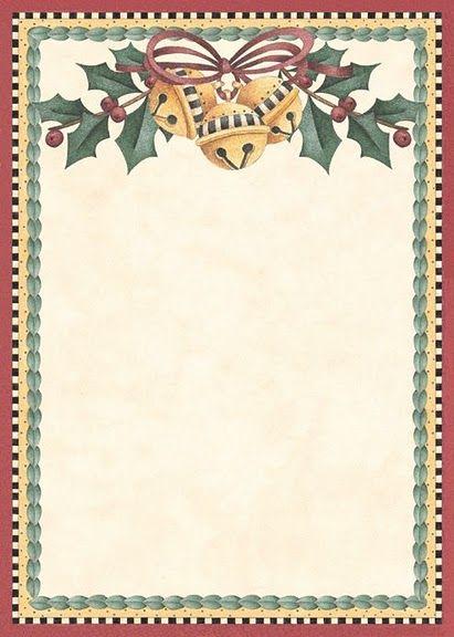for letters Christmas Stationary Pinterest Stationary