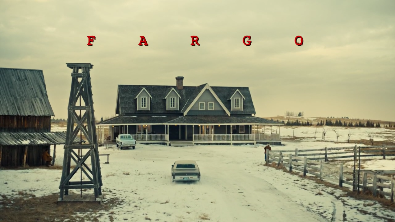 Fargo 3x02 Espa&ntildeol y Vose Disponible