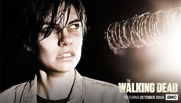 The Walking Dead: cartazes com as possíveis vítimas de Negan e Lucille - Minha Série